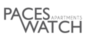 Logo for Paces Watch Apartments in MT Pleasant, SC