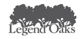 Legend Oaks Apartments logo in Denver, CO