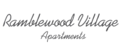 Logo for Ramblewood Village Apartments in Mount Laurel, NJ