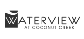 Logo at Waterview at Coconut Creek in Coconut Creek, FL