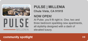 Pulse Millenia Apartments in Chula Vista, CA