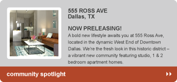555 Ross Ave Apartments in Dallas, TX