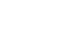 Fairfield Residential logo at Belmont Apartment Homes, 1010 Power Ave., Pittsburg, CA