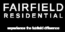 Fairfield Residential logo for Bridges at Mallard Creek Apartments in Charlotte, NC.