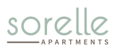 Logo for Sorelle Apartments in Moreno Valley, CA