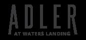 Logo for Adler at Waters Landing logo in Germantown, MD