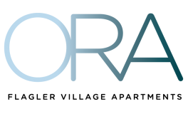 Logo for ORA Flagler Village Apartments in Fort Lauderdale, FL