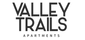 Logo for Valley Trails Apartments in Irving, TX