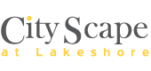 Logo for CityScape at Lakeshore Apartments in Tempe, AZ