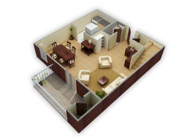 Greenbriar Club Apartments