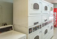 Wifi, hardwood floors and laundry facilities make your life easier