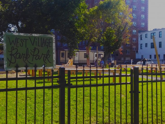 Image of Pet Park for The Coe at West Village