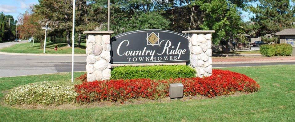 Country Ridge Townhomes