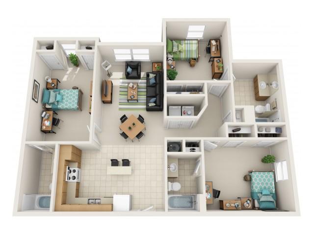 Pembroke Pointe Apartment Homes