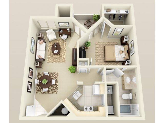Monterra Luxury Apartment Homes