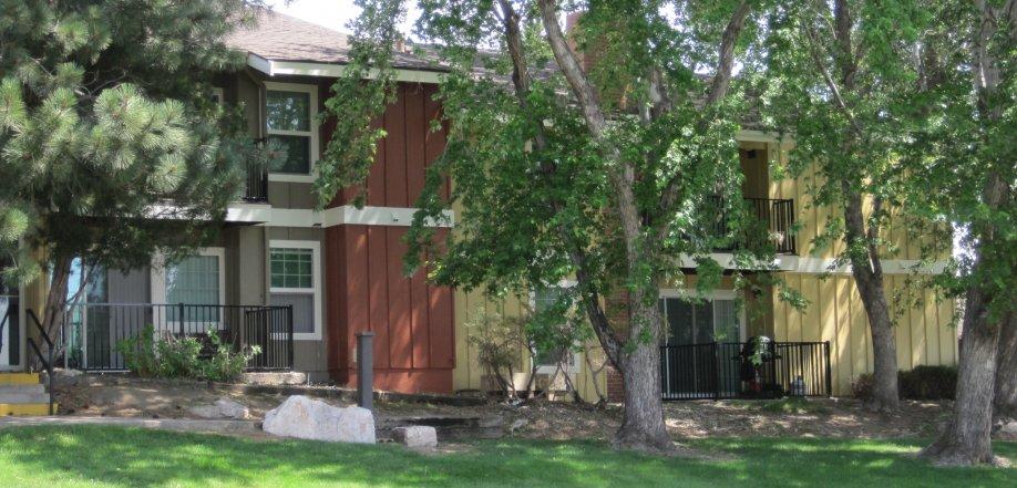 Colorado Springs apartment