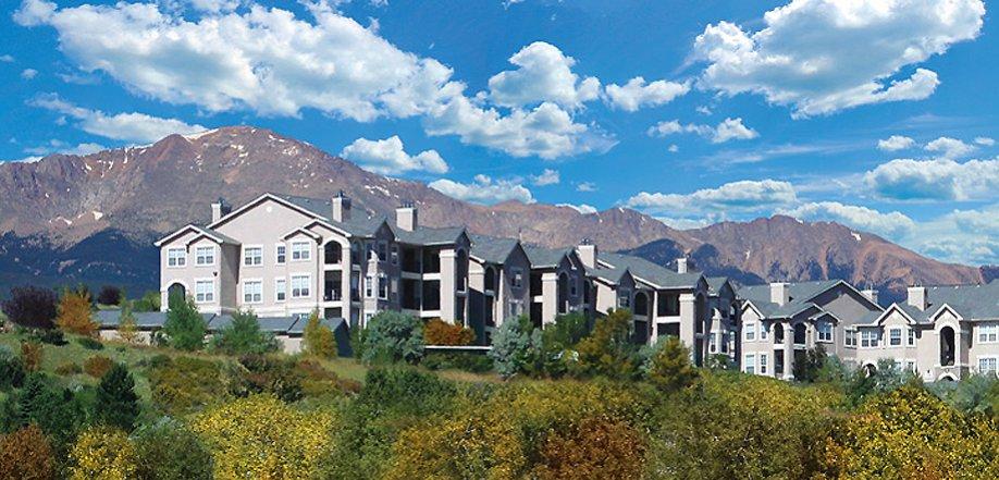 mountain view apartment home
