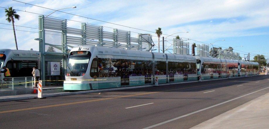 public transit valley metro