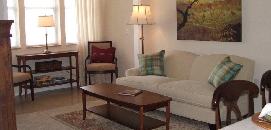 large apartment floor plan