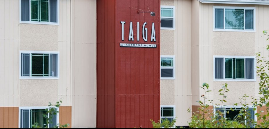 Taiga Twins leasing office