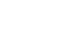 Memorial Creek