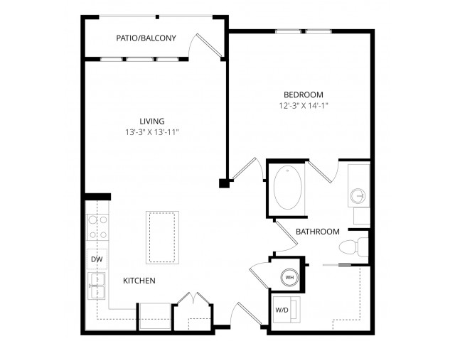 The Enclave at Brookside Apartment Homes