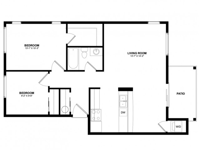 Asbury Park Apartment Homes