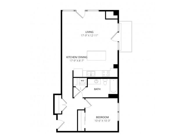Lofts at Farmers Market Apartment Homes