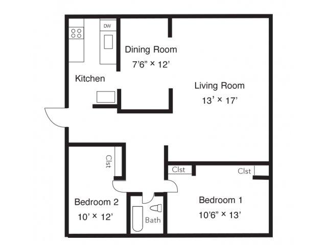 Yorkewood Apartments