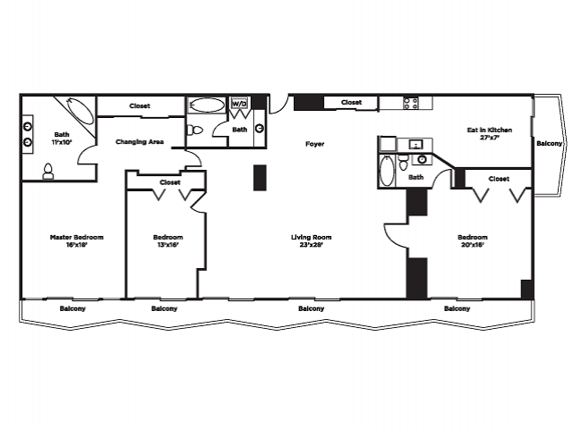 Hopkins House Apartments