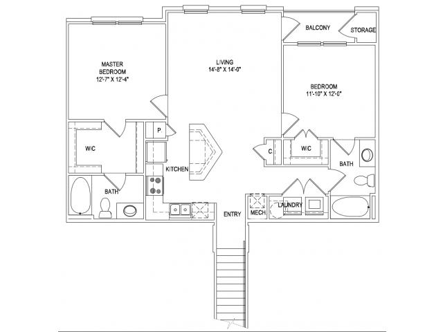 The Hawthorne Apartments