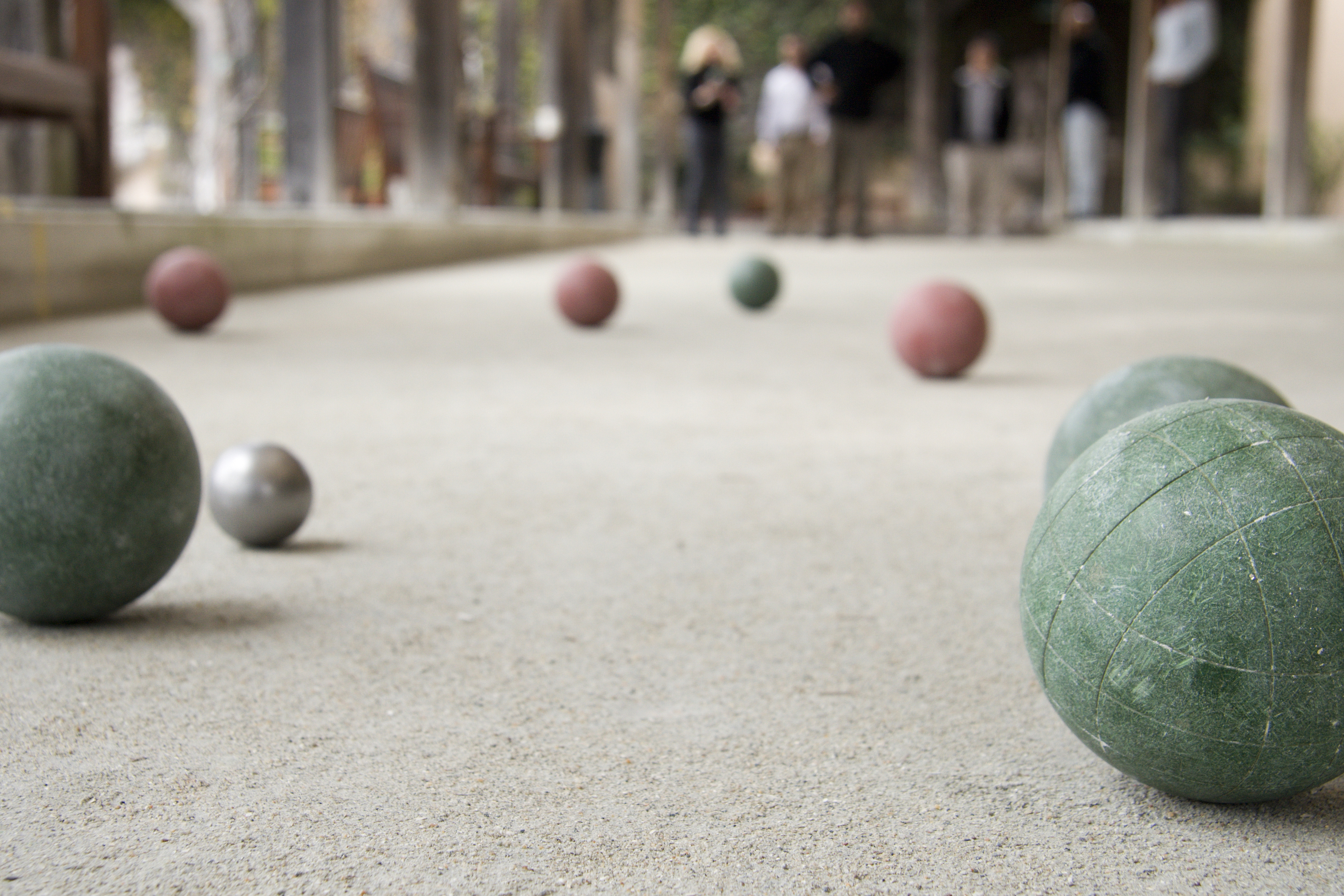 Image of Bocce Ball Court for Junction at Antiquity