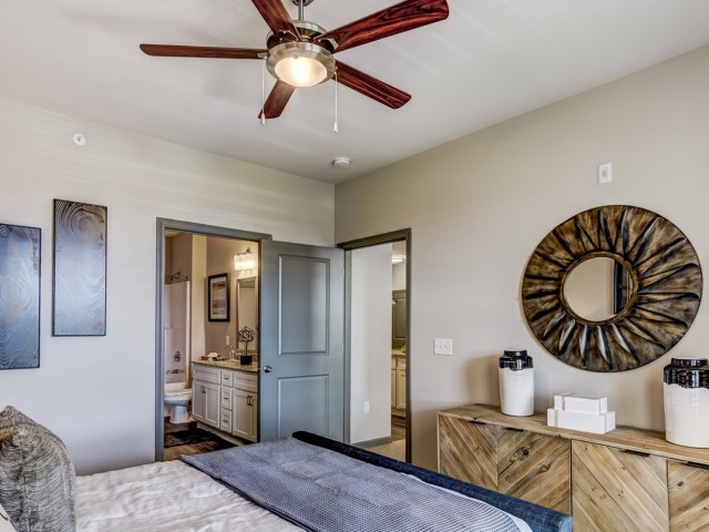 Image of Ceiling Fans In All Bedrooms and Living Room for Junction at Antiquity