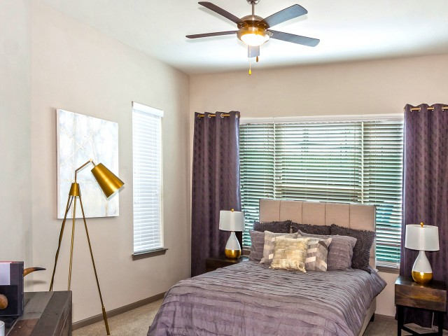 Image of Ceiling Fans In All Bedrooms for 1760 Apartment Homes