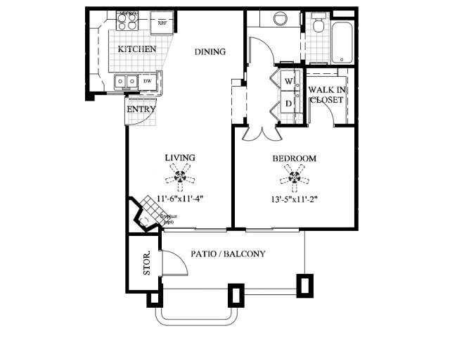 Reflections at Gila Springs Apartment Homes