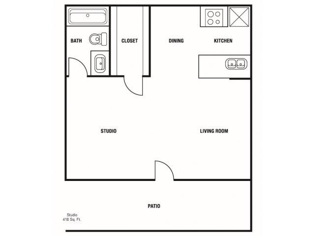 Luxe 1930 Apartment Community In Mesa Az