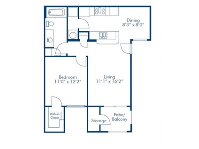 Solis at Towne Center One Bedroom