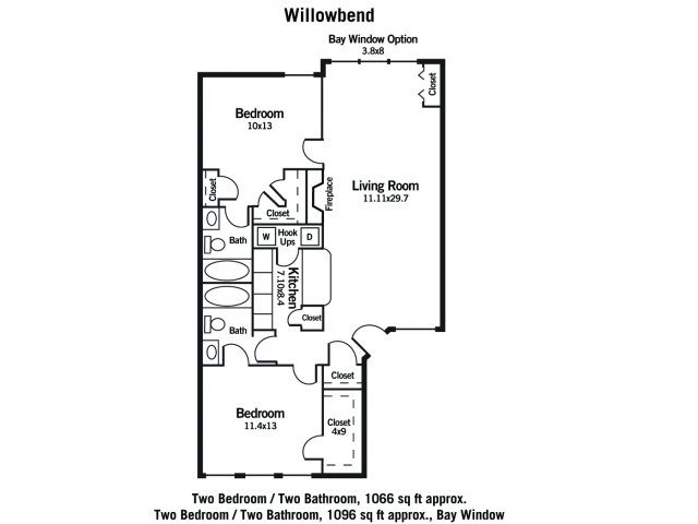 Willowbend Apartments