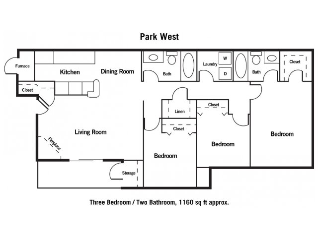 High Quality All|Floor Plans3 Bedroom