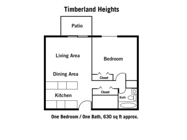 All Floor Plans1 Bedroom