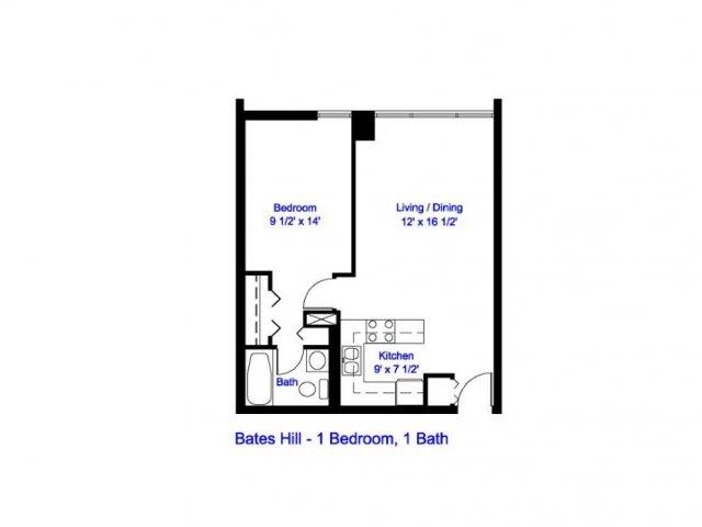 Bates Hill Apartments