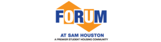 The Forum Apartments Logo