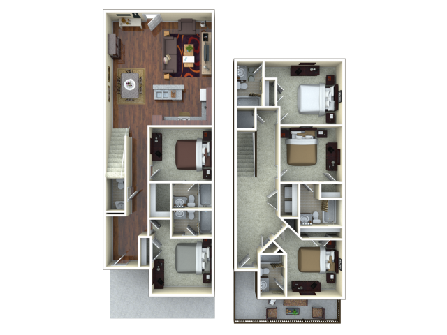 All|Floor Plans5 Bedroom 5.5 Bathroom