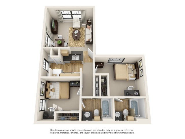 apply now view details two bedroom 2 bedroom 2 bathroom b1