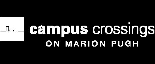 Campus Crossings on Marion Pugh