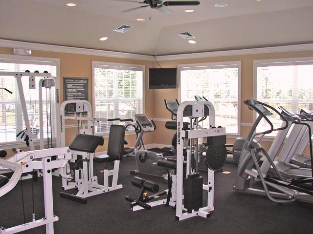 Image of Fitness Center for Bristol Park Apartments