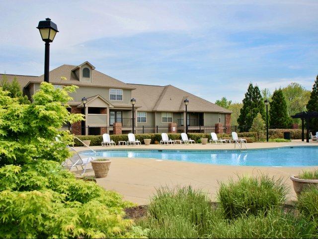 Clarksville Tn Apartment Rentals Cumberland Ridge Apartments