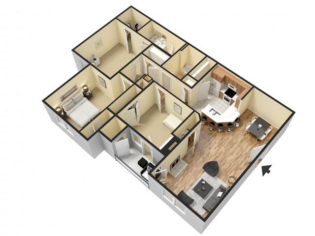 Dunbar Floorplan