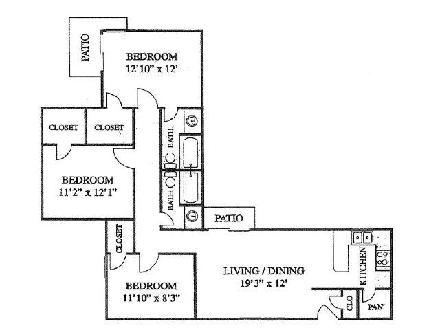 Tree Top Apartments