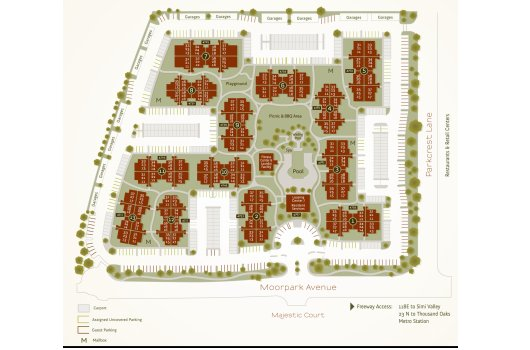 Apartments in Moorpark | Waterstone at Moorpark